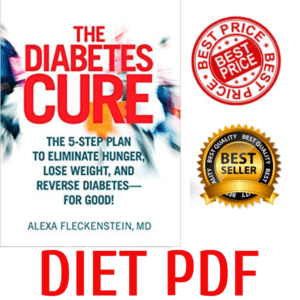 The Diabetes Cure 5-Step Plan to Eliminate Hunger Ebook