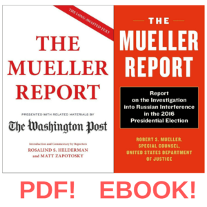 The Mueller Report by The Washington Post Ebook