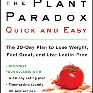 The Plant Paradox Quick and Easy eBook