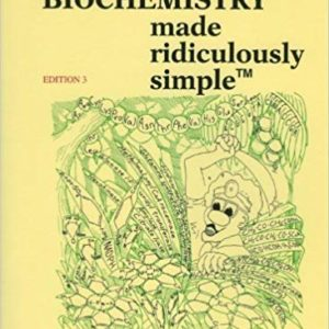 Clinical Biochemistry Made Ridiculously Simple by Stephen Goldberg Ebook
