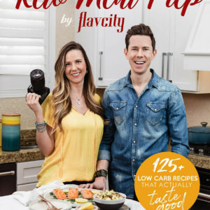 Keto Meal Prep by FlavCity by Bobby Parrish & Dessi Parrish eBook