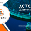 ActCAD Professional 2020 Software For Windows
