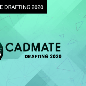 CADMATE Professional 2020 Software For Windows