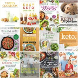ULTIMATE KETO GUIDE - 12 in 1 Bundle for the Ketogenic Diet eBooks