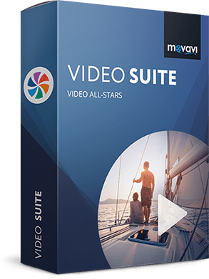 Movavi Video Suite Software For Windows