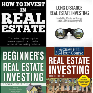 How To Invest In Real Estate Bundle Set Of 4 eBooks