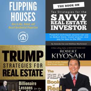 The Real eBooks of Real Estate Bundle Set Of 4