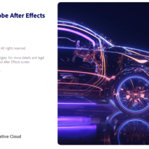 Adobe After Effects 2021 Software For Windows