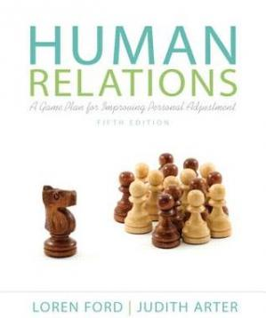 Human Relations: A Game Plan for Improving Personal Adjustment eBook