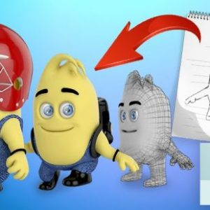 3ds Max Character Animation Modelling Autodesk Course