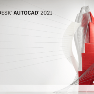 Autodesk AutoCAD 2021 Software For Windows
