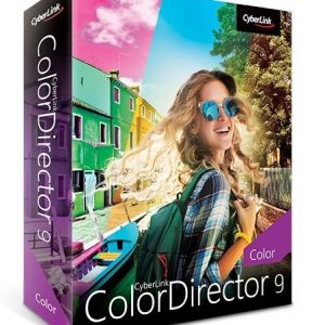 CyberLink ColorDirector Ultra 9 Software For Windows