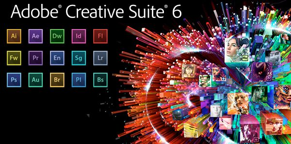 Adobe Creative Suite 6 Collection For Windows